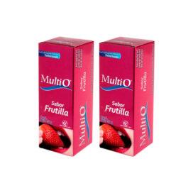 Multio Frutilla X2